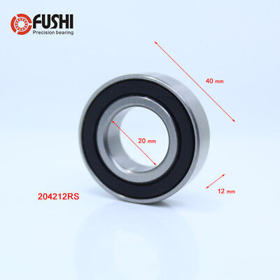 204012 2RS Non-standard Ball Bearing 20*40*12 mm ( 1 pc )