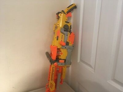 Nerf Havok Fire EBF-25 Elite Gun Blaster N-Strike Havoc Gun Only