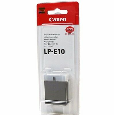 Brand New LP-E10 Battery for Canon EOS REBEL T3, T5, T6, 1100D, 1200D, 1300D