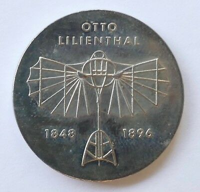 """5 Mark DDR 1973 """"Otto Lilienthal"""""""