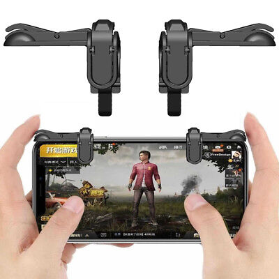 Gaming Trigger Phone Game PUBG Mobile Controller Gamepad fr Android IOS iPhone B