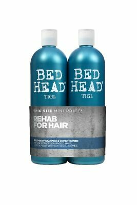 Tigi Bed Head Recovery Tween Duo Shampoo & Conditioner 2x750ml new