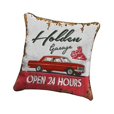 Holden Heritage Official Licensed Cushion Indoor Outdoor Canvas
