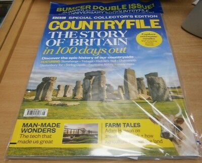 BBC CountryFile magazine Special 2018 Double issue with 30th Anniversary edition