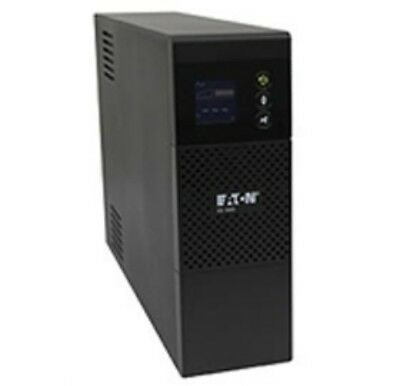 NEW EATON 5S1600AU 1600VA / 960W LINE INTERACTIVE TOWER UPS - AVR WITH BOOS.f.