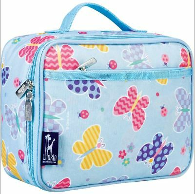 Olive Kids Butterfly Garden Lunch Box insulated for school or picnic