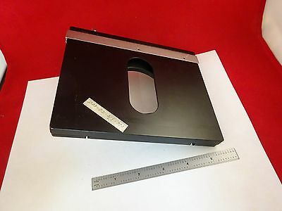 Microscope Part Stage Table Micrometer  Bin#n3