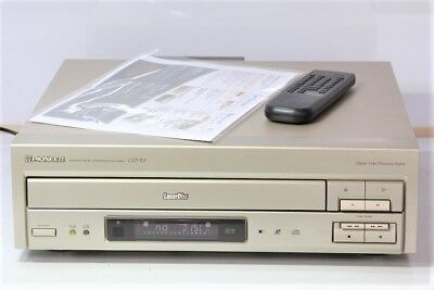 Pioneer CLD-R5 laser disc player CD / LD player