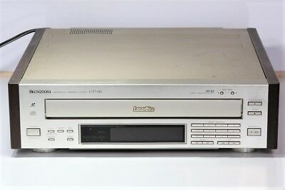 Pioneer CLD-616 laser disc player LD player