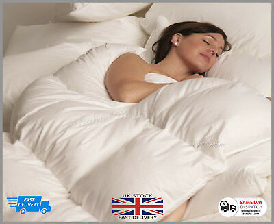 Luxury 100% Pure Hungarian Goose Down Duvet Quilt All Sizes Available 13.5 TOG