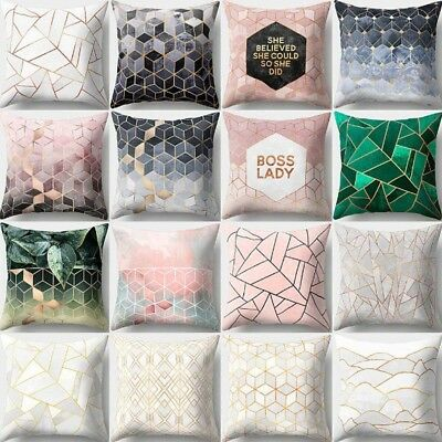 Nordic Style Cushion Cover Decorative Geometric Cushions Covers Sofa Pillow Case