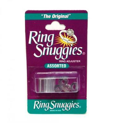 Ring Snuggies - The Original Adjusters - Assorted Sizes [Jewelry]