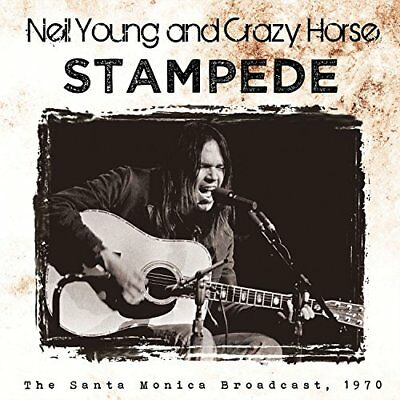 Neil Young and Crazy Horse - Stampede [CD]