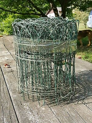 VINTAGE WIRE FENCING Roll approx. 30\' X 15\