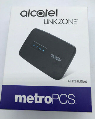 Alcatel LINKZONE MW41MP - 4G LTE Mobile Hotspot MetroPCS