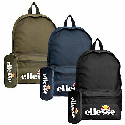 ELLESSE HERITAGE MORETTO Backpack Rucksack School College Sports Bag ... fbec5d0cd3