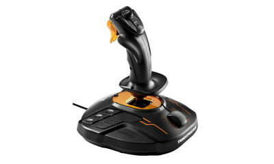 Thrustmaster T-16000M FC S Joystick Schwarz,Orange