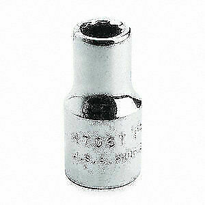 PROTO Alloy Steel Socket,1 in. Dr,2-3/4 in.,12 Pt., J5788