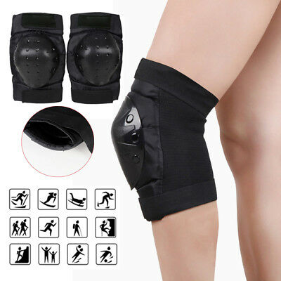 Motorcycle Racing Riding Cycling Knee Guard Protector Pad Armor Kneepad Gear