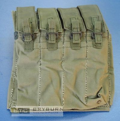 Australian Vietnam Issue F1/Sterling 9mm SMG Mag Pouch - 1968 - Unissued