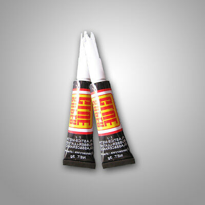 2pcs Super Glue Surface Insensitive Extra Strong Adhesive Fast Instant durable