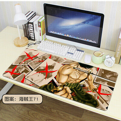 Keyboard Mat Gaming Mouse Pad  Cool And Fashionable Style Large One Piece