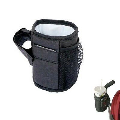 Bottle Holder Milk Cup Stand For Universal Stroller Pram Pushchair Bicycle Buggy