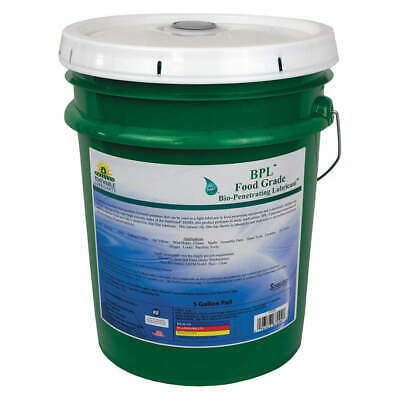 RENEWABLE LUBRICANTS Food Grade Penetrant,5 Gal, 87004
