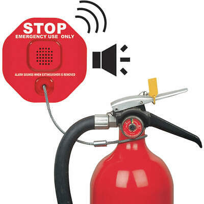 SAFETY TECHNOLOGY INTERNATIONAL Wireless Fire Extinguisher Alarm, STI-6200WIR