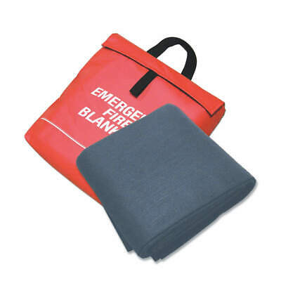 SELLSTROM Fire Blanket and Pouch,Carbon Felt, S97453