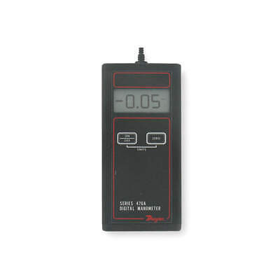 DWYER INSTRUMENTS Digital Manometer.-20 to 20 In WC, 476A-0