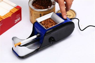 Rolling Machine Electric Cigarette Automatic Injector DIY Tobacco Roller Maker