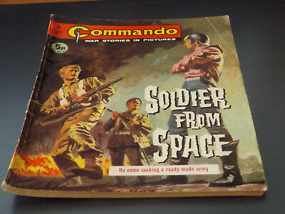 Commando War Comic Number 577!,1971 Issue,v Good For Age,47 Years Old,very Rare.