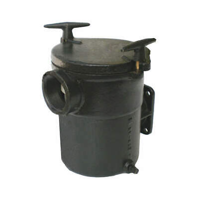 DAYTON Cast Iron Pool Pump Trap/Baskt, 5PXF2