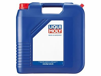Liqui Moly Partly Synthetic Optimum Lubrication 2 Stroke Oil For Motorcycle Bike