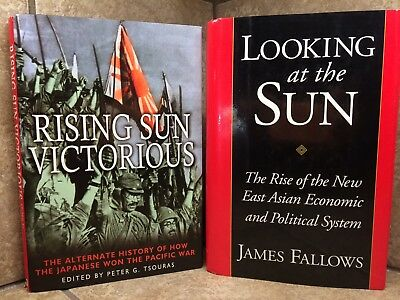 Lot Rising Sun Victorious Looking at the Sun James Fallows New with defects
