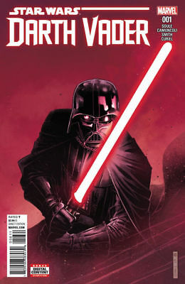 Star Wars Darth Vader #1 August 2017 1st Printing New Bagged & Boarded