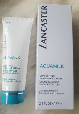 Lancaster Aquamilk Comforting Hand & Nail Cream 75 ml (Handcreme )