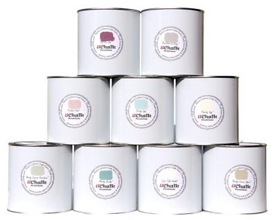 Chalk Paint / Furniture Paint - Matt Finish - Choice of 9 vintage colours - 1L