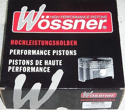 Schmiedekolben high performance piston  Audi  A3  S3  A4  2.0l TFSI
