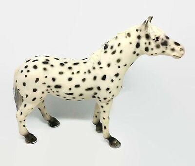 Schleich Knabstrupper Spotted Mare Female Horse Toy Animal Figure Pretend Play