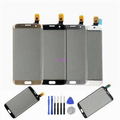 Touch Screen Digitizer Panel Replacement For Samsung Galaxy S7 Edge G935 + tool
