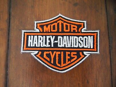 patch écusson thermocollant Harley Davidson