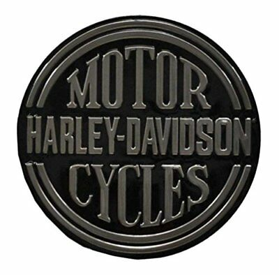 #2010701 Ande Rooney Harley Davidson Round Metal Sign