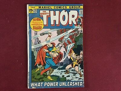 thor #193 (silver surfer!)