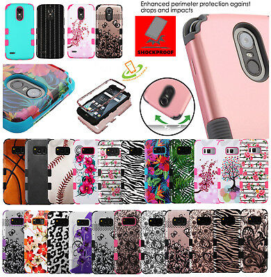 For Samsung GALAXY Note 9 image HYBRID Armor Rubber Dual Layer Rugged Case Cover
