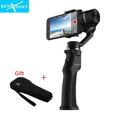 BEYONDSKY HANDHELD SMART PHONE Gimbal Stabilizer for iphone Android GoPro 3-Axis