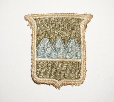 80th Infantry Division Patch WWII US Army P7643