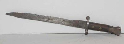 BOER WAR / WW1 BRITISH 1888 PATTERN BAYONET WIlkinson London V.R. 99
