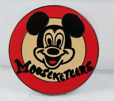 Disney Parks Pin 102408 Mouseketeers Logo Mickey Mouse Club